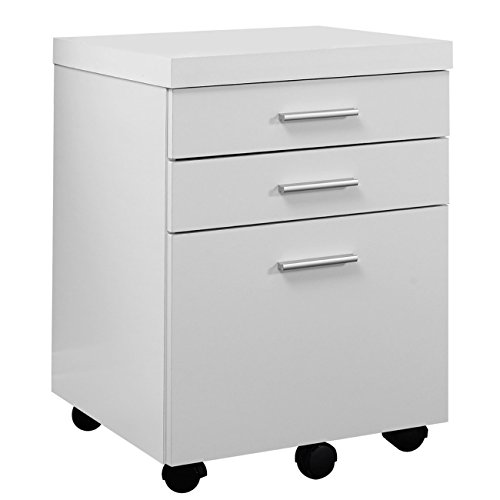 Easily Combines With Any White Hollow Core Desk Three Spacious Storage Cabinets Add This Piece To Or Table Create More
